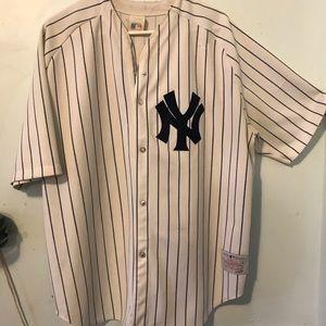 Men's baseball shirt-New York